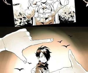anime, emma, and anime boy image