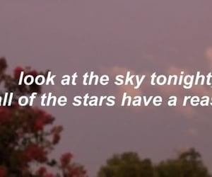 lil peep, sky, and stars image