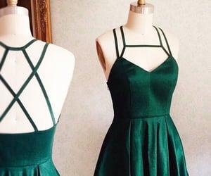 homecoming dress, homecoming dresses, and homecoming dress green image