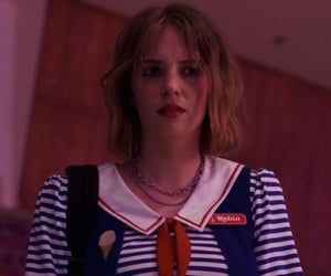 season 3, stranger things, and maya hawke image