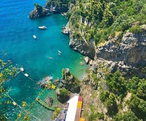 Amalfi, beautiful, and blue image