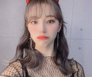 fromis_9, fromis, and jiheon image