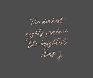 encouragement, inspiration, and night image