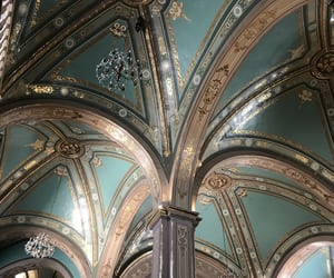 aesthetic, beautiful, and chandelier image
