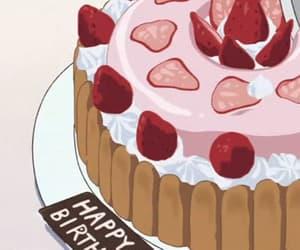 birthday, gif, and kawaii image