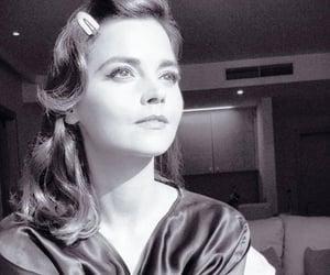 actress, eyes, and lips image