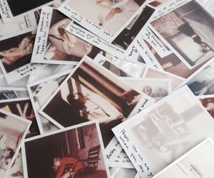 aesthetic, polaroid, and memories image