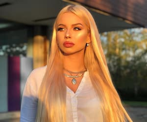 blonde, Croatia, and fashion image