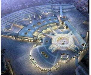 islam, muslim, and mecca image