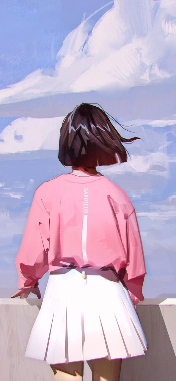 art, wallpaper, and girl image