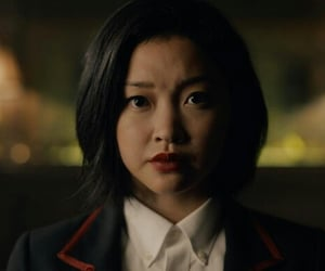 series, lana condor, and deadly class image