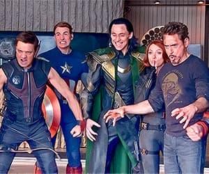 Avengers, endgame, and mcu image