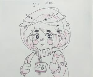 draw, inspiration, and girl image