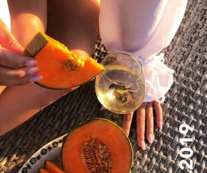 drink, fruit, and luxury image