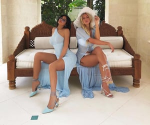 kylie jenner and stassiebaby image