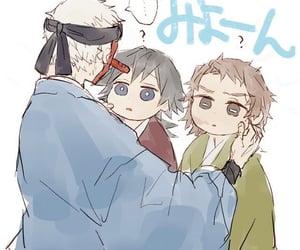 chibi, anime boy, and sabito image