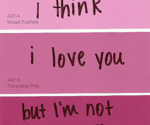 Love Pink And Quotes Image