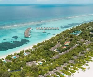 belleza, Maldives, and paisaje image