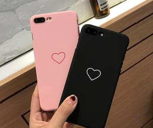 aesthetic, black, and cases image
