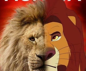 disney, the lion king, and mufasa image