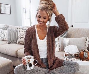 style and teddy bear sweater image