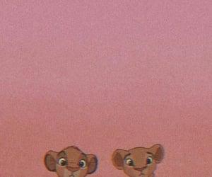 wallpaper, simba, and lion king image