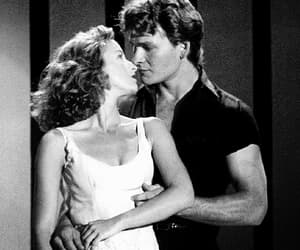 dirty dancing, gif, and patrick swayze image