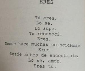 love, eres, and frases en español image