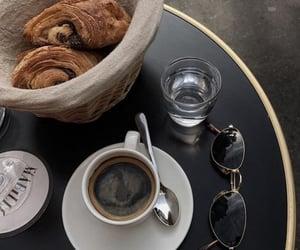 coffee, food, and black image