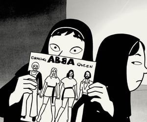 Abba, persepolis, and music image