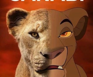 the lion king, sarabi, and disney live action image