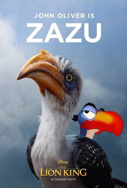 disney, the lion king, and zazu image