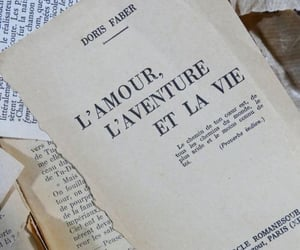 book, quotes, and french image