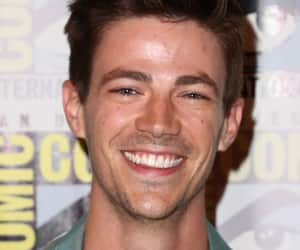 cw, sdcc, and grant gustin image