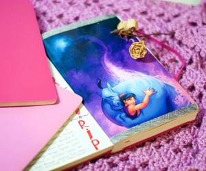 art, diary, and writing image