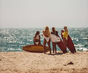 summer and girls image