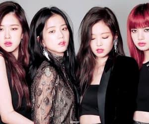 k-pop, lalisa manoban, and rose image