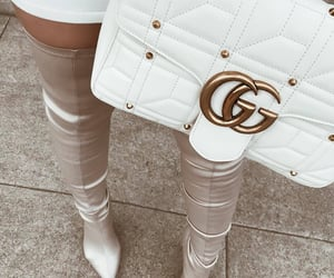 fashion, gucci, and white image