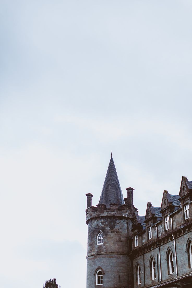 castle, aesthetic, and harry potter image