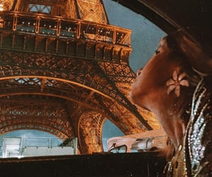 eiffel tower, europe, and european image