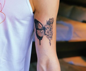 tattoo, shawn mendes, and shawn image