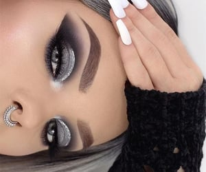 awesome, eyes, and smokey eyes image