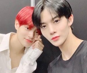 boy, korean, and kpop image