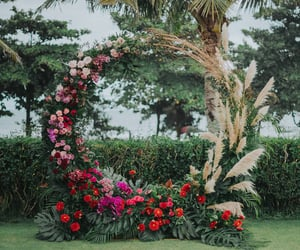 wedding, wedding decor, and wedding photo image