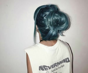 style, colored hair, and fashion image