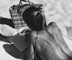 beauty, tropical, and fashion image