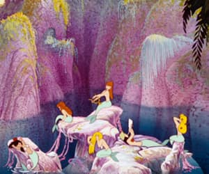 peter pan and the little mermaid image
