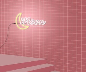 army, pink wallpaper, and girl image