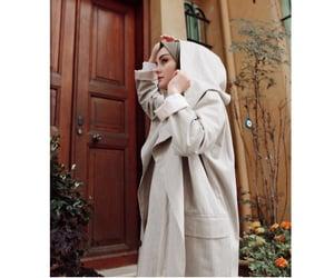 girl, hijabs, and رمزيات بنات image