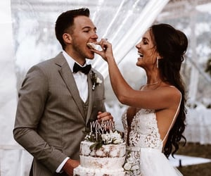 beautiful, bride, and goals image